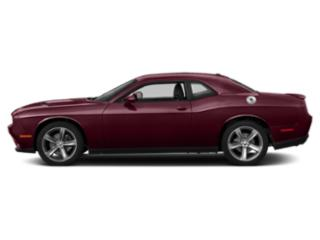 Octane Red Pearlcoat 2018 Dodge Challenger Pictures Challenger SXT RWD photos side view