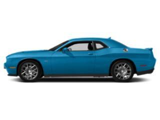 B5 Blue Pearlcoat 2018 Dodge Challenger Pictures Challenger T/A Plus RWD photos side view