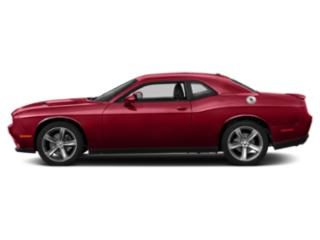 Redline Red Tricoat Pearl 2018 Dodge Challenger Pictures Challenger SXT Plus RWD photos side view