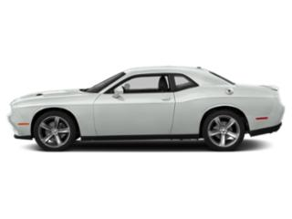 White Knuckle Clearcoat 2018 Dodge Challenger Pictures Challenger SXT Plus RWD photos side view