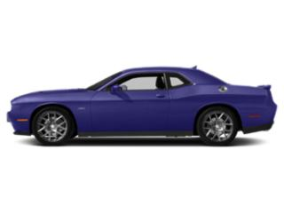 Plum Crazy Pearlcoat 2018 Dodge Challenger Pictures Challenger R/T RWD photos side view