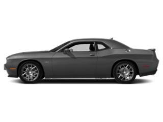 Destroyer Gray Clearcoat 2018 Dodge Challenger Pictures Challenger R/T Plus Shaker RWD photos side view