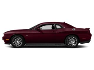 Octane Red Pearlcoat 2018 Dodge Challenger Pictures Challenger R/T RWD photos side view