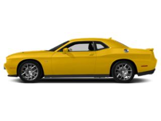 Yellow Jacket Clearcoat 2018 Dodge Challenger Pictures Challenger T/A Plus RWD photos side view