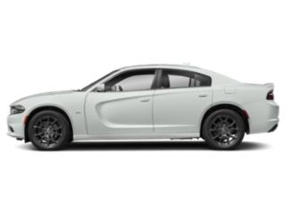 White Knuckle Clearcoat 2018 Dodge Charger Pictures Charger GT AWD photos side view