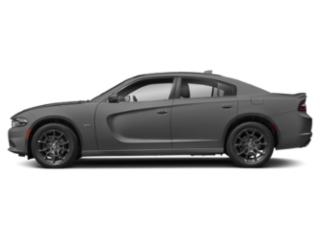 Destroyer Gray Clearcoat 2018 Dodge Charger Pictures Charger GT AWD photos side view