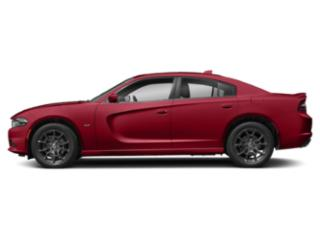 Redline Red Tricoat Pearl 2018 Dodge Charger Pictures Charger GT AWD photos side view