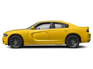 Yellow Jacket Clearcoat 2018 Dodge Charger Pictures Charger GT AWD photos side view
