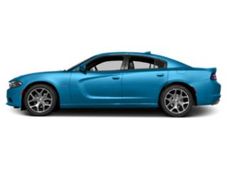 B5 Blue Pearlcoat 2018 Dodge Charger Pictures Charger Daytona RWD photos side view