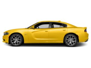 Yellow Jacket Clearcoat 2018 Dodge Charger Pictures Charger Sedan 4D Daytona V8 photos side view