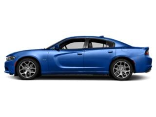 Indigo Blue 2018 Dodge Charger Pictures Charger R/T RWD photos side view