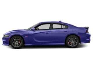 Plum Crazy Pearlcoat 2018 Dodge Charger Pictures Charger Sedan 4D Daytona 392 V8 photos side view