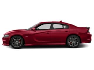 Redline Red Tricoat Pearl 2018 Dodge Charger Pictures Charger Sedan 4D Daytona 392 V8 photos side view