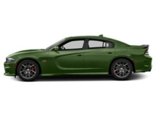 F8 Green 2018 Dodge Charger Pictures Charger Sedan 4D Daytona 392 V8 photos side view
