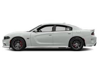 White Knuckle Clearcoat 2018 Dodge Charger Pictures Charger SRT 392 RWD photos side view