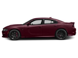 Octane Red Pearlcoat 2018 Dodge Charger Pictures Charger SRT Hellcat RWD photos side view