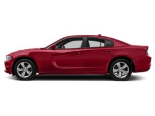 Redline Red Tricoat Pearl 2018 Dodge Charger Pictures Charger Sedan 4D SXT Plus photos side view