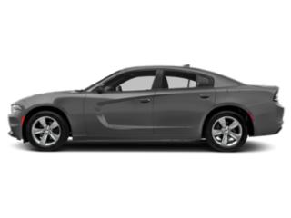 Destroyer Gray Clearcoat 2018 Dodge Charger Pictures Charger Sedan 4D SXT Plus photos side view