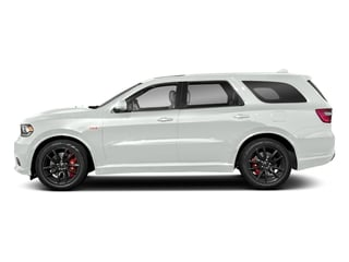 White Knuckle Clearcoat 2018 Dodge Durango Pictures Durango SRT AWD photos side view