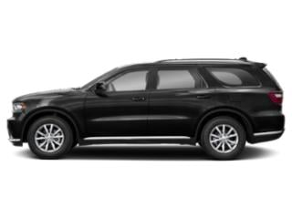 DB Black Clearcoat 2018 Dodge Durango Pictures Durango SXT AWD photos side view