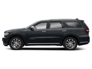 Bruiser Gray Clearcoat 2018 Dodge Durango Pictures Durango Citadel AWD photos side view