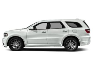White Knuckle Clearcoat 2018 Dodge Durango Pictures Durango R/T RWD photos side view