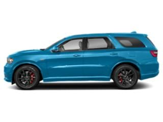 B5 Blue Pearlcoat 2018 Dodge Durango Pictures Durango SRT AWD photos side view