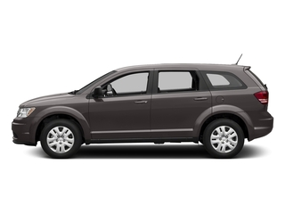 Granite Pearlcoat 2018 Dodge Journey Pictures Journey SE AWD photos side view