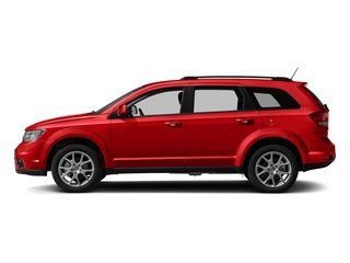 Blood Orange Clearcoat 2018 Dodge Journey Pictures Journey SXT AWD photos side view