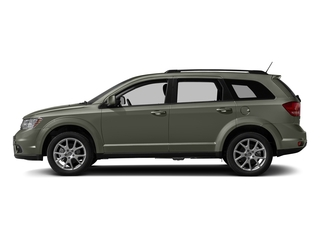 Olive Green Pearlcoat 2018 Dodge Journey Pictures Journey SXT AWD photos side view