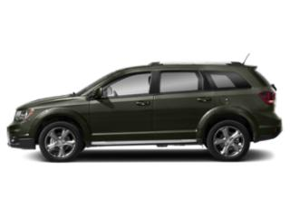 Olive Green Pearlcoat 2018 Dodge Journey Pictures Journey Crossroad FWD photos side view