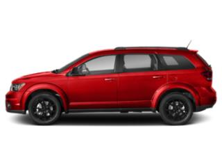 Blood Orange Clearcoat 2018 Dodge Journey Pictures Journey GT AWD photos side view