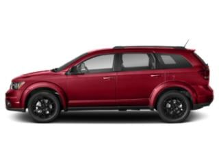 Redline 2 Coat Pearl 2018 Dodge Journey Pictures Journey GT FWD photos side view