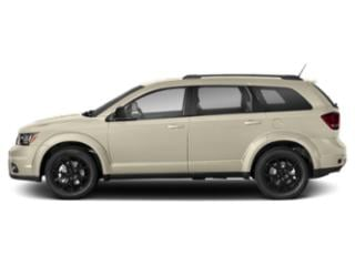 White Noise Tri-Coat 2018 Dodge Journey Pictures Journey GT FWD photos side view