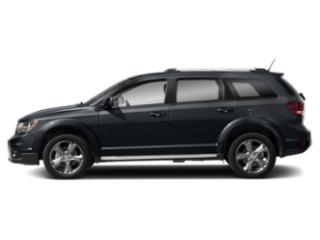 Bruiser Gray Clearcoat 2018 Dodge Journey Pictures Journey Utility 4D Crossroad AWD V6 photos side view