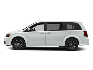 White Knuckle Clearcoat 2018 Dodge Grand Caravan Pictures Grand Caravan Grand Caravan GT V6 photos side view