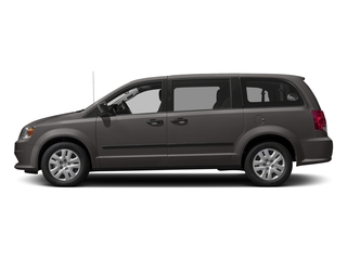 Granite Pearlcoat 2018 Dodge Grand Caravan Pictures Grand Caravan SE Plus Wagon photos side view