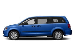 Indigo Blue Clearcoat 2018 Dodge Grand Caravan Pictures Grand Caravan SE Plus Wagon photos side view