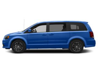 Indigo Blue Clearcoat 2018 Dodge Grand Caravan Pictures Grand Caravan Grand Caravan GT V6 photos side view