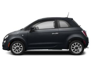 Metallo Gray 2018 FIAT 500 Pictures 500 Pop Hatch photos side view