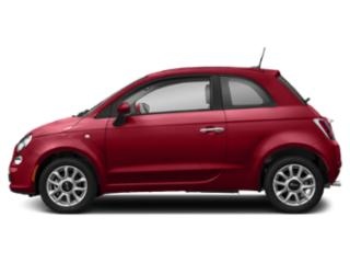 Brillante Red 2018 FIAT 500 Pictures 500 Pop Hatch photos side view