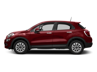 Rosso Passione (Red Hypnotique Clear Coat) 2018 FIAT 500X Pictures 500X Utility 4D Trekking 2WD I4 photos side view