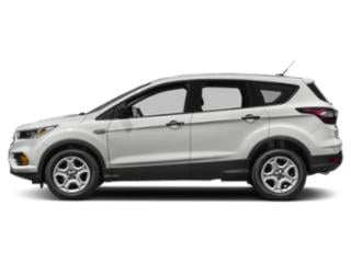 Oxford White 2018 Ford Escape Pictures Escape Utility 4D SE EcoBoost 2WD I4 Turbo photos side view