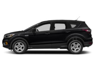 Shadow Black 2018 Ford Escape Pictures Escape Utility 4D SE EcoBoost 2WD I4 Turbo photos side view
