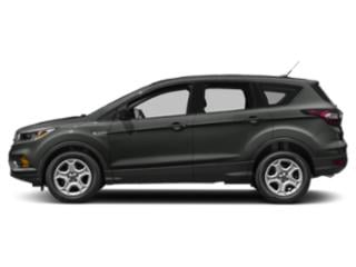 Magnetic Metallic 2018 Ford Escape Pictures Escape Utility 4D SE EcoBoost 2WD I4 Turbo photos side view