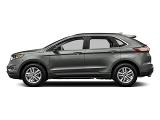 Magnetic Metallic 2018 Ford Edge Pictures Edge Utility 4D SEL AWD I4 Turbo photos side view