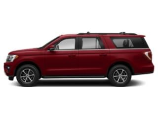Ruby Red Metallic Tinted Clearcoat 2018 Ford Expedition Max Pictures Expedition Max Utility 4D Limited 2WD photos side view
