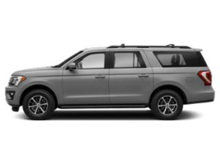 Ingot Silver Metallic 2018 Ford Expedition Max Pictures Expedition Max Utility 4D Limited 2WD photos side view