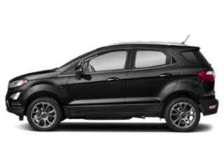 Shadow Black 2018 Ford EcoSport Pictures EcoSport Titanium FWD photos side view