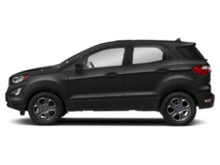 Shadow Black 2018 Ford EcoSport Pictures EcoSport Utility 4D S AWD photos side view